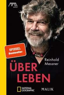 Reinhold Messner: Über Leben, Buch