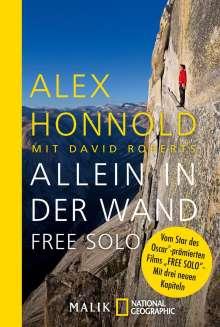 Alex Honnold: Allein in der Wand - Free Solo, Buch