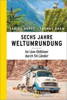 Sabine Hoppe: Sechs Jahre Weltumrundung, Buch