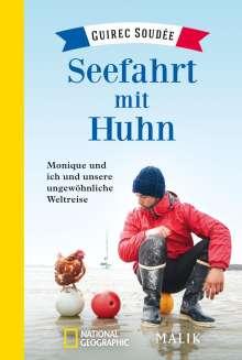 Guirec Soudée: Seefahrt mit Huhn, Buch