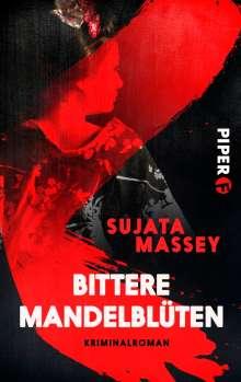 Sujata Massey: Bittere Mandelblüten, Buch