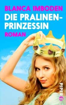 Blanca Imboden: Die Pralinen-Prinzessin, Buch