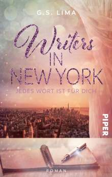 G. S. Lima: Writers in New York, Buch