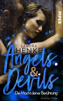 Sandra Henke: Angels & Devils - Die Macht deiner Berührung, Buch