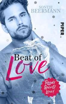 Sontje Beermann: Beat of Love, Buch
