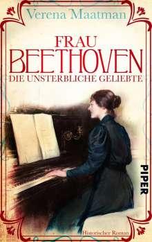 Verena Maatman: Frau Beethoven, Buch