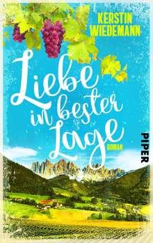 Kerstin Wiedemann: Liebe in bester Lage, Buch