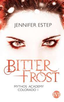 Jennifer Estep: Bitterfrost, Buch
