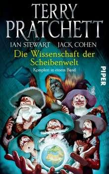 Terry Pratchett: Die Wissenschaft der Scheibenwelt, Buch