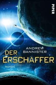 Andrew Bannister: Der Erschaffer, Buch
