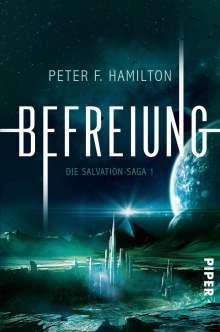 Peter F. Hamilton: Befreiung, Buch