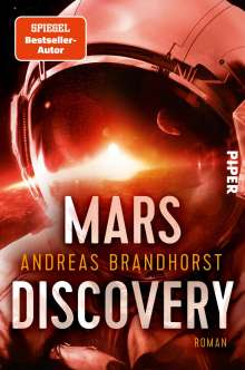 Andreas Brandhorst: Mars Discovery, Buch