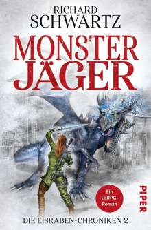 Richard Schwartz: Monsterjäger, Buch