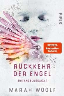 Marah Woolf: Rückkehr der Engel, Buch