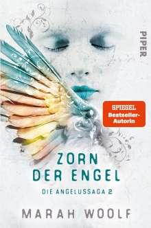 Marah Woolf: Zorn der Engel, Buch