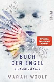 Marah Woolf: Buch der Engel, Buch