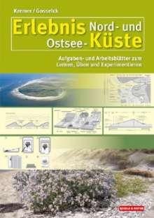 Bruno P. Kremer: Erlebnis Nord- und Ostsee-Küste, Buch