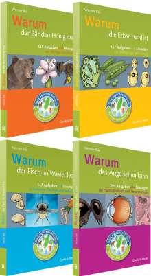 Werner Bils: Biologisches Wissen in Frage und Antwort, Buch