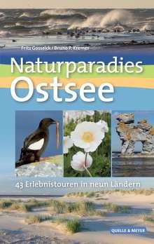 Bruno P. Kremer: Naturparadies Ostseeküste, Buch