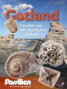"Fossilien Sonderheft ""Gotland"", Buch"