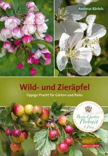 Andreas Bärtels: Wild- und Zieräpfel, Buch