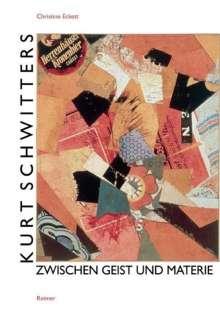 Christine Eckett: Kurt Schwitters, Buch