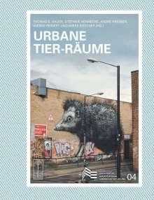 Siegfried Becker: Urbane Tier-Räume, Buch