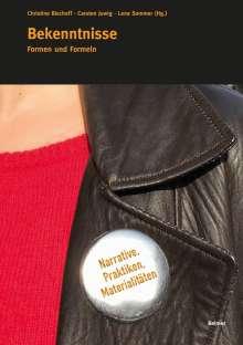 Christine Bischoff: Bekenntnisse, Buch