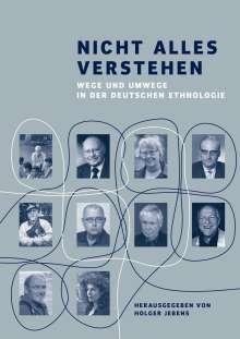 Jean Lydall: Nicht alles verstehen, Buch