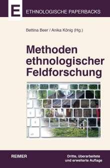 Christoph Antweiler: Methoden ethnologischer Feldforschung, Buch