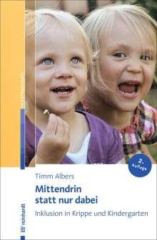 Timm Albers: Mittendrin statt nur dabei, Buch