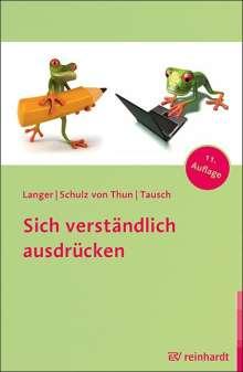 Inghard Langer: Sich verständlich ausdrücken, Buch