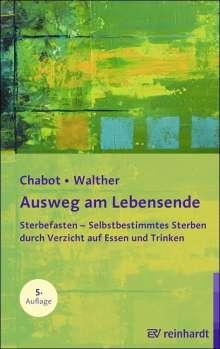 Boudewijn Chabot: Ausweg am Lebensende, Buch
