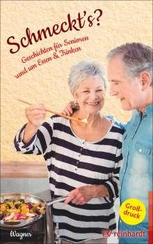 Christina Wagner: Schmeckt's?, Buch