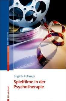 Brigitte Fellinger: Spielfilme in der Psychotherapie, Buch