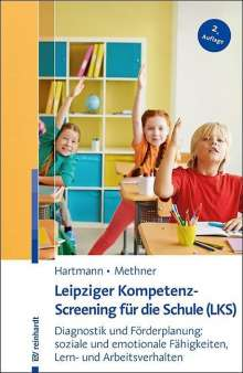 Blanka Hartmann: Leipziger Kompetenz-Screening für die Schule (LKS), Buch