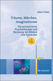 Jobst Finke: Träume, Märchen, Imaginationen, Buch