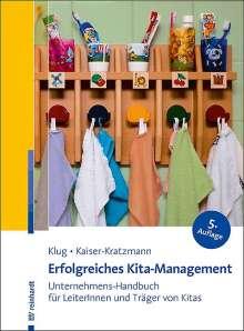 Wolfgang Klug: Erfolgreiches Kita-Management, Buch