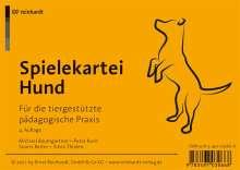 Michael Baumgartner: Spielekartei Hund, Diverse