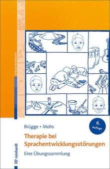 Walburga Brügge: Therapie bei Sprachentwicklungsstörungen, Buch