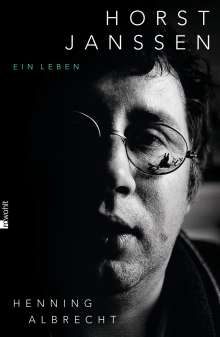 Henning Albrecht: Horst Janssen, Buch