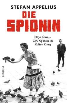 Stefan Appelius: Die Spionin, Buch