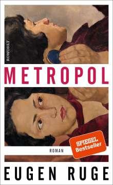 Eugen Ruge: Metropol, Buch