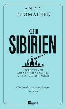 Antti Tuomainen: Klein-Sibirien, Buch