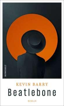 Kevin Barry: Beatlebone, Buch