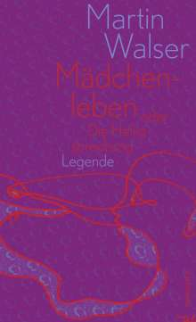Martin Walser: Mädchenleben, Buch