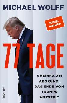 Michael Wolff: 77 Tage, Buch