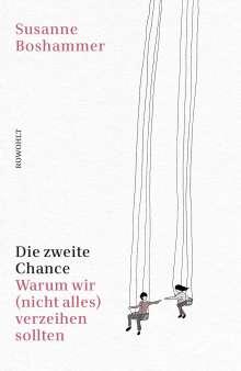 Susanne Boshammer: Die zweite Chance, Buch