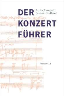 Attila Csampai: Der Konzertführer, Buch