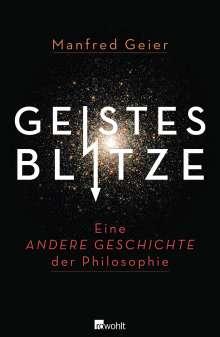 Manfred Geier: Geistesblitze, Buch